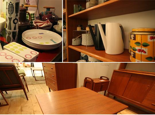 札幌ヴィンテージ家具1